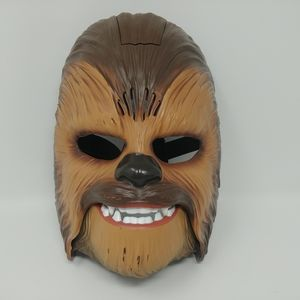 Roaring Talking Chewbacca Sound Face Mask